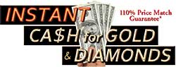 Instant Cash For Gold And Diamonds, Niles, Ohio.